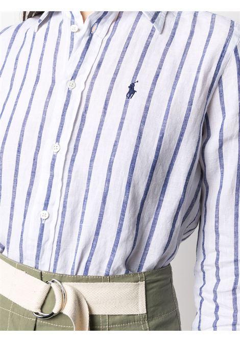 Camicia a righe POLO RALPH LAUREN | CAMICIE | 211780668010