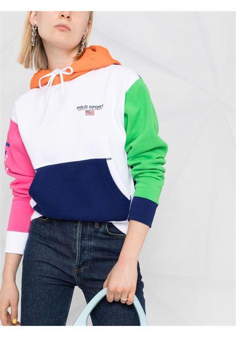 Felpa multicolore POLO RALPH LAUREN | FELPE | 211838093001