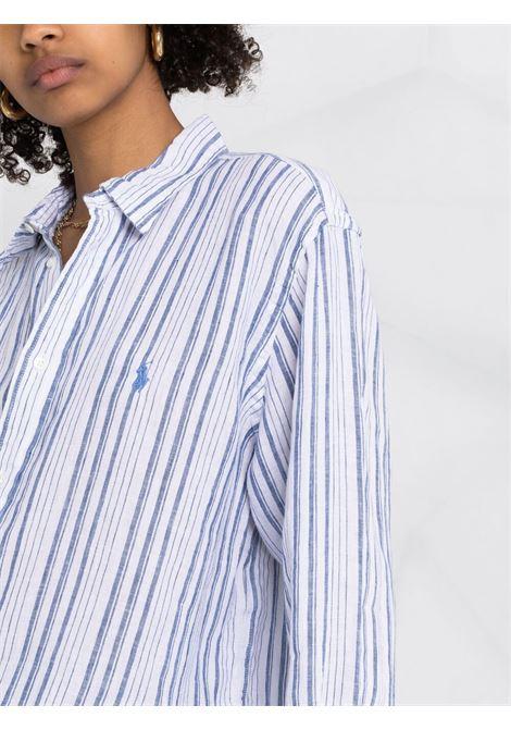White/blue shirt POLO RALPH LAUREN | SHIRTS | 211838922003