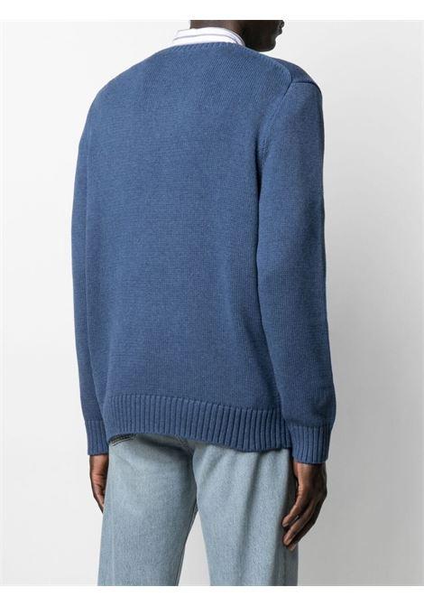 Maglione blu POLO RALPH LAUREN | MAGLIONE | 710822539001