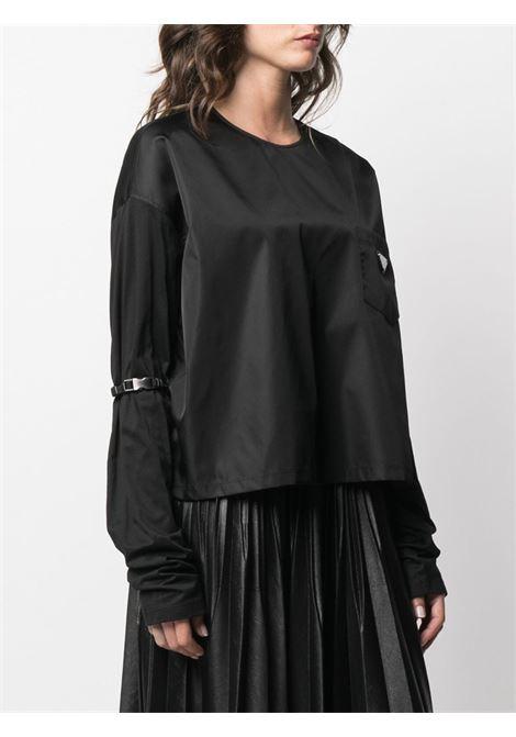 Black blouse PRADA |  | 134620S2021YOAF0002