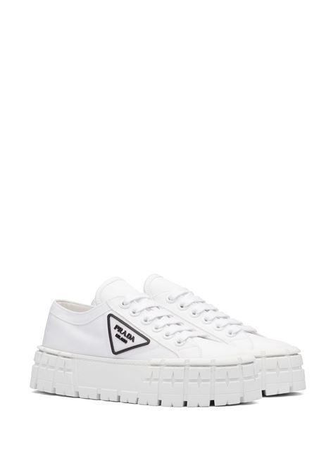 sneakers bianca PRADA | SNEAKERS | 1E260MF050MMSF0009