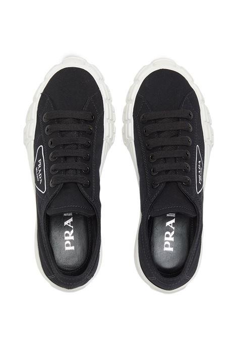 Black sneakers PRADA |  | 1E939LF035GUDF0632