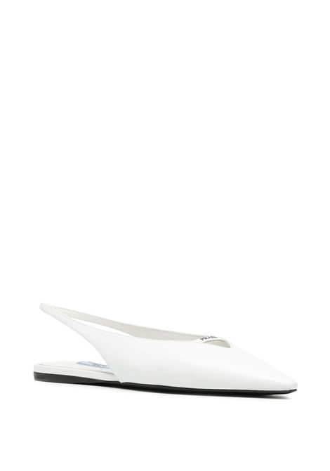 White ballerina PRADA |  | 1F516MF005055F0009