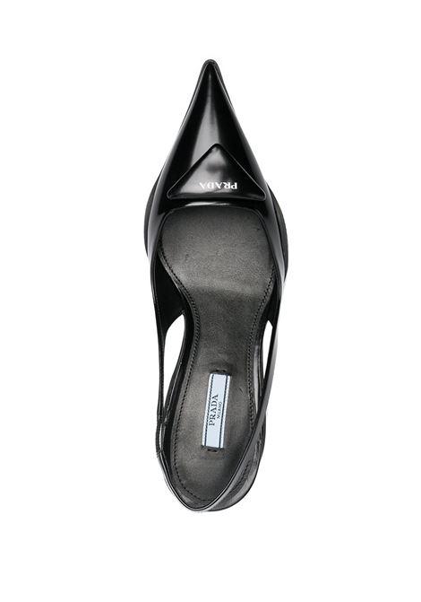 Black shoes PRADA |  | 1I565MFA045055F0002