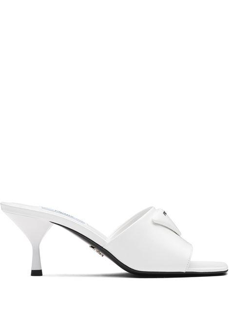 Sandalo bianco PRADA | SANDALI | 1XX590F065055F0009