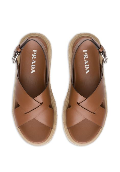 Sandals PRADA |  | 1XZ728FD0453L80F0046