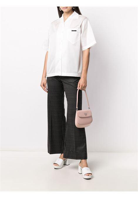 Camicia bianca PRADA | 240691S2021WQ8F0009
