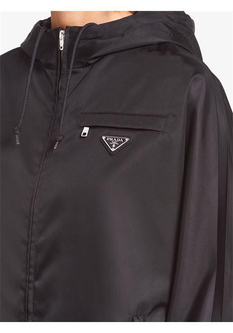 Black raincoat PRADA |  | 29E898S2021WQ8F0002