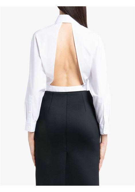 White shirt PRADA |  | P497ES2111UCXF0009