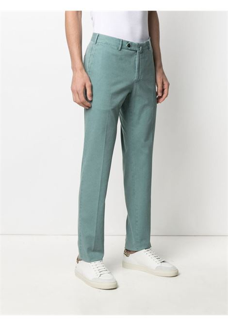 Pantalone verde PT01 | PANTALONI | CODL01Z00CUBTU640394
