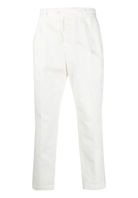 Pantalone bianco PT01 | PANTALONI | CORLRBB00REWBP310010