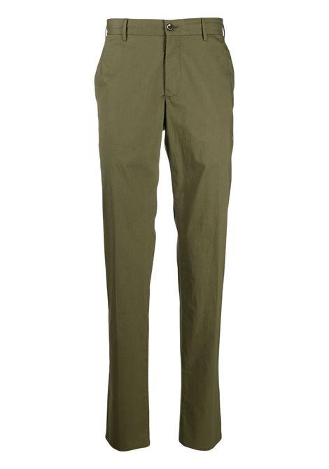 Pantalone verde PT01 | PANTALONI | COVLJGZ00CL1BP230445
