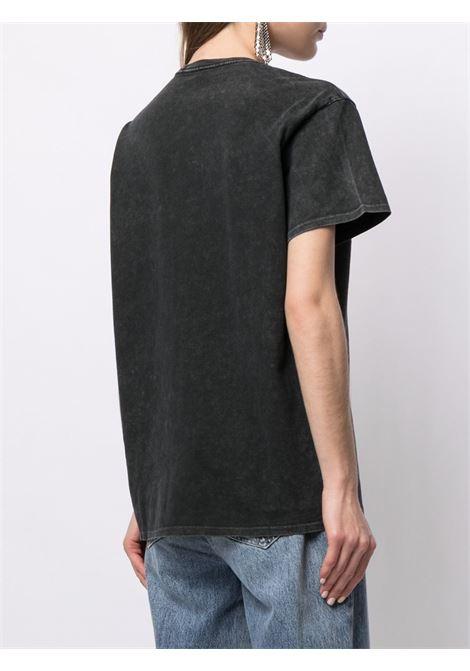 T-shirt nera R13 | T-SHIRT | R13W78004919L