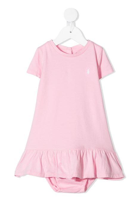 Abito rosa POLO RALPH LAUREN KIDS | ABITI | 310835081005