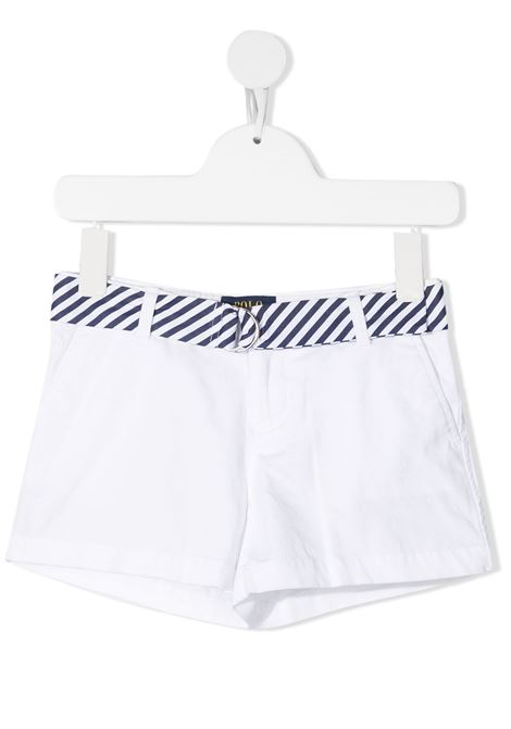 Shorts bianco POLO RALPH LAUREN KIDS | SHORTS | 311834890003