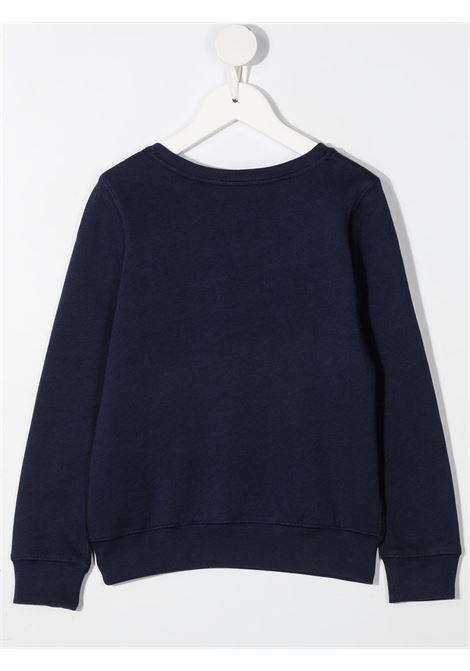 Blue sweatshirt POLO RALPH LAUREN KIDS | SWEATSHIRTS | 311837228001