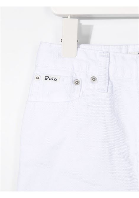 Gonna bianca POLO RALPH LAUREN KIDS | GONNE | 312832177001