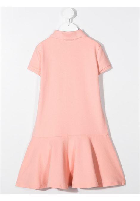 Pink dress POLO RALPH LAUREN KIDS | DRESS | 313698754051