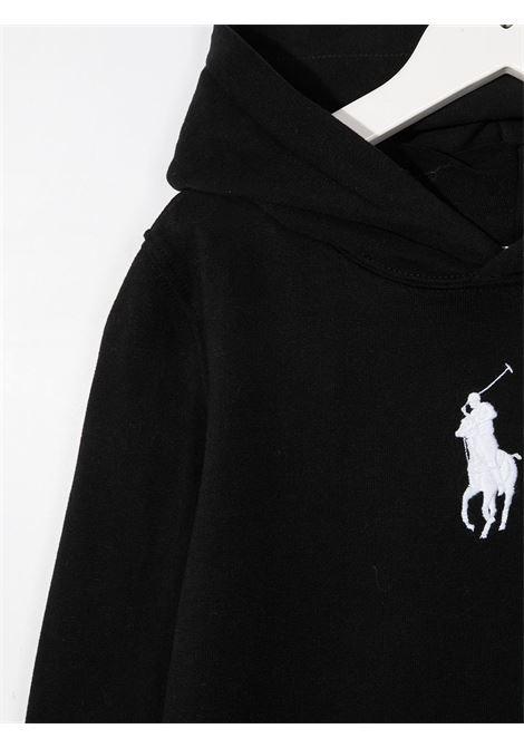 Black dress POLO RALPH LAUREN KIDS | DRESS | 313837221008