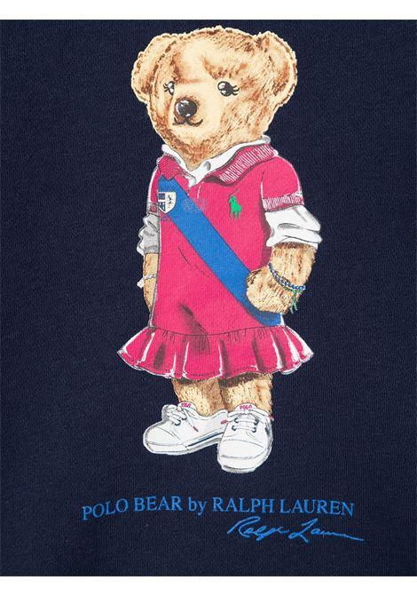 Maglione blu POLO RALPH LAUREN KIDS | MAGLIONE | 313837228001