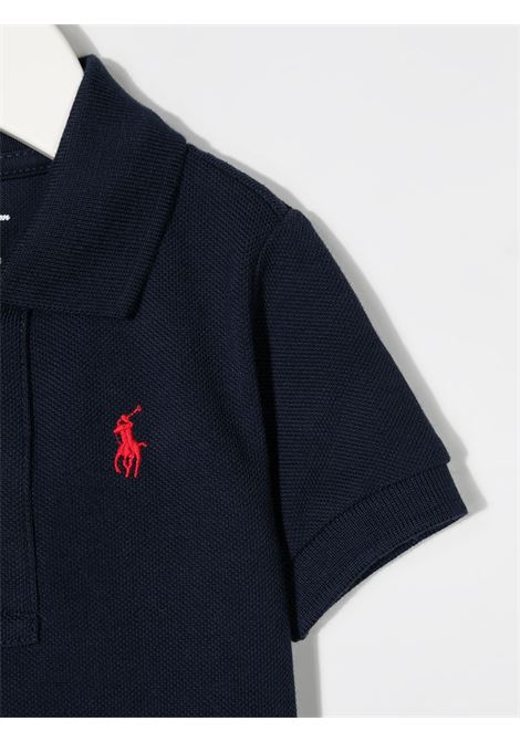 Polo blu POLO RALPH LAUREN KIDS | POLO | 320603252005