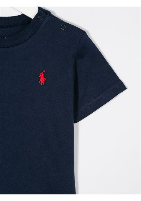 T-shirt Blu POLO RALPH LAUREN KIDS | T-SHIRT | 320674984003
