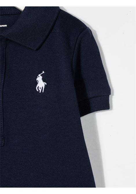 Tutina blu POLO RALPH LAUREN KIDS | TUTINE | 320735043003