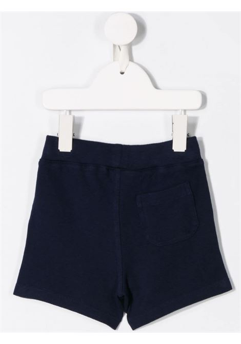 Shorts nero POLO RALPH LAUREN KIDS | SHORTS | 320735048002