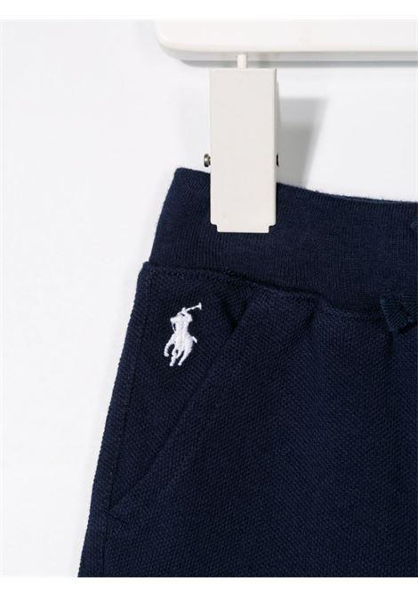 Shorts nero POLO RALPH LAUREN KIDS | SHORTS | 320735048002