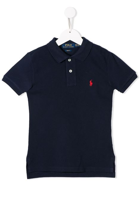 Polo blu POLO RALPH LAUREN KIDS | POLO | 323547926004