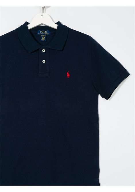 Polo blu POLO RALPH LAUREN KIDS | POLO | 323547926X004