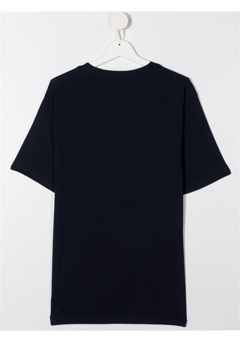 T-shirt blu POLO RALPH LAUREN KIDS | T-SHIRT | 323674984X003