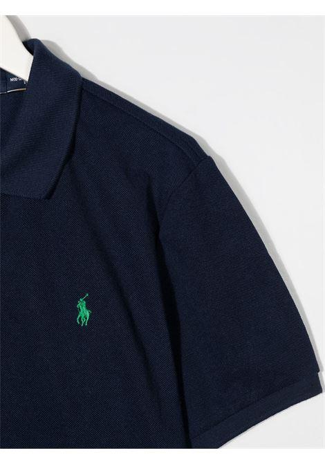 Polo blu POLO RALPH LAUREN KIDS   POLO   323780773001