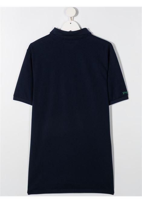 Polo blu POLO RALPH LAUREN KIDS | POLO | 323780773X001