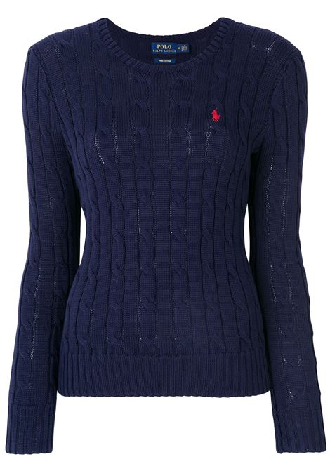 Pullover blu POLO RALPH LAUREN | 211580009007