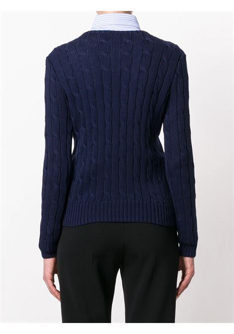 Blue pullover RALPH LAUREN      211580009007