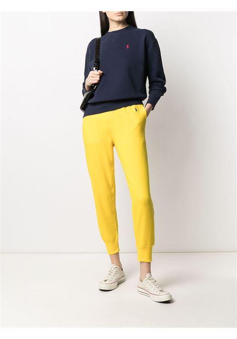 Pantalone giallo POLO RALPH LAUREN | PANTALONI | 211780215011