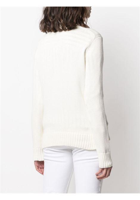 Pullover bianco POLO RALPH LAUREN   PULLOVER   211827358001