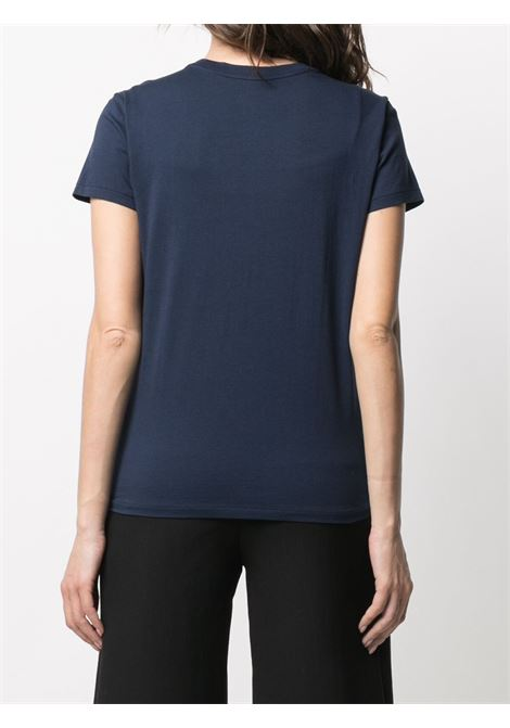 T-shirt blu POLO RALPH LAUREN | T-SHIRT | 211827660002