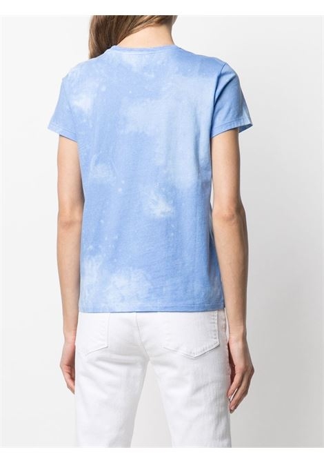 T-shirt blu POLO RALPH LAUREN | T-SHIRT | 211838128001