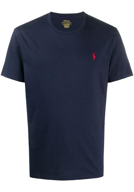 T-shirt blu POLO RALPH LAUREN | 710680785004