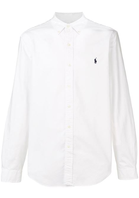 Camicia bianca POLO RALPH LAUREN | CAMICIE | 710736557002