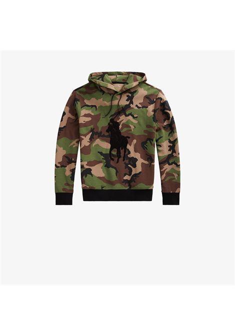 Camouflage print sweatshirt POLO RALPH LAUREN |  | 710828120001