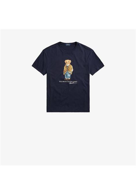 Blue t-shirt  POLO RALPH LAUREN |  | 710835761001