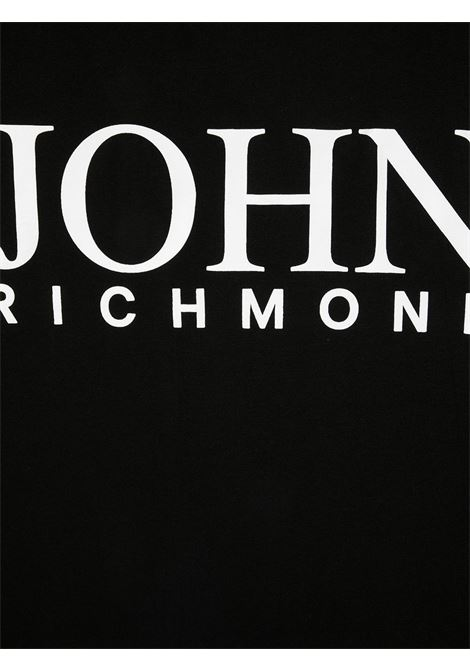 T-shirt RICHMOND KIDS | T-SHIRT | RBP21020TSG9TBLACKWHT