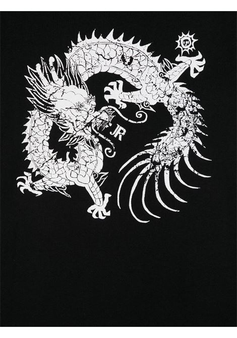 T-shirt RICHMOND KIDS | T-SHIRT | RBP21046TST6BLACK