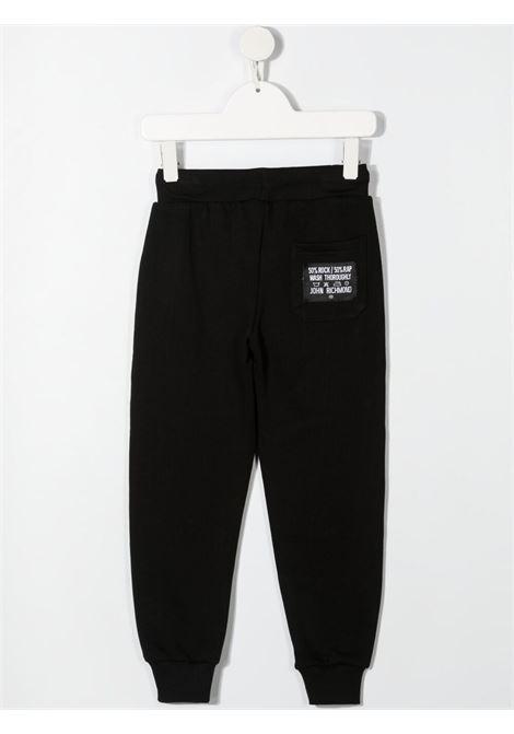 Pantalone RICHMOND KIDS | PANTALONI | RBP21115PAG9BLACK