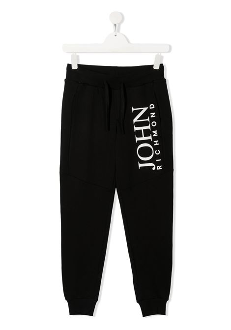 Pantalone RICHMOND KIDS | PANTALONI | RBP21115PAG9TBLACK