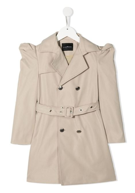Trench coat RICHMOND KIDS | TRENCH | RGP21002TRHBSAND
